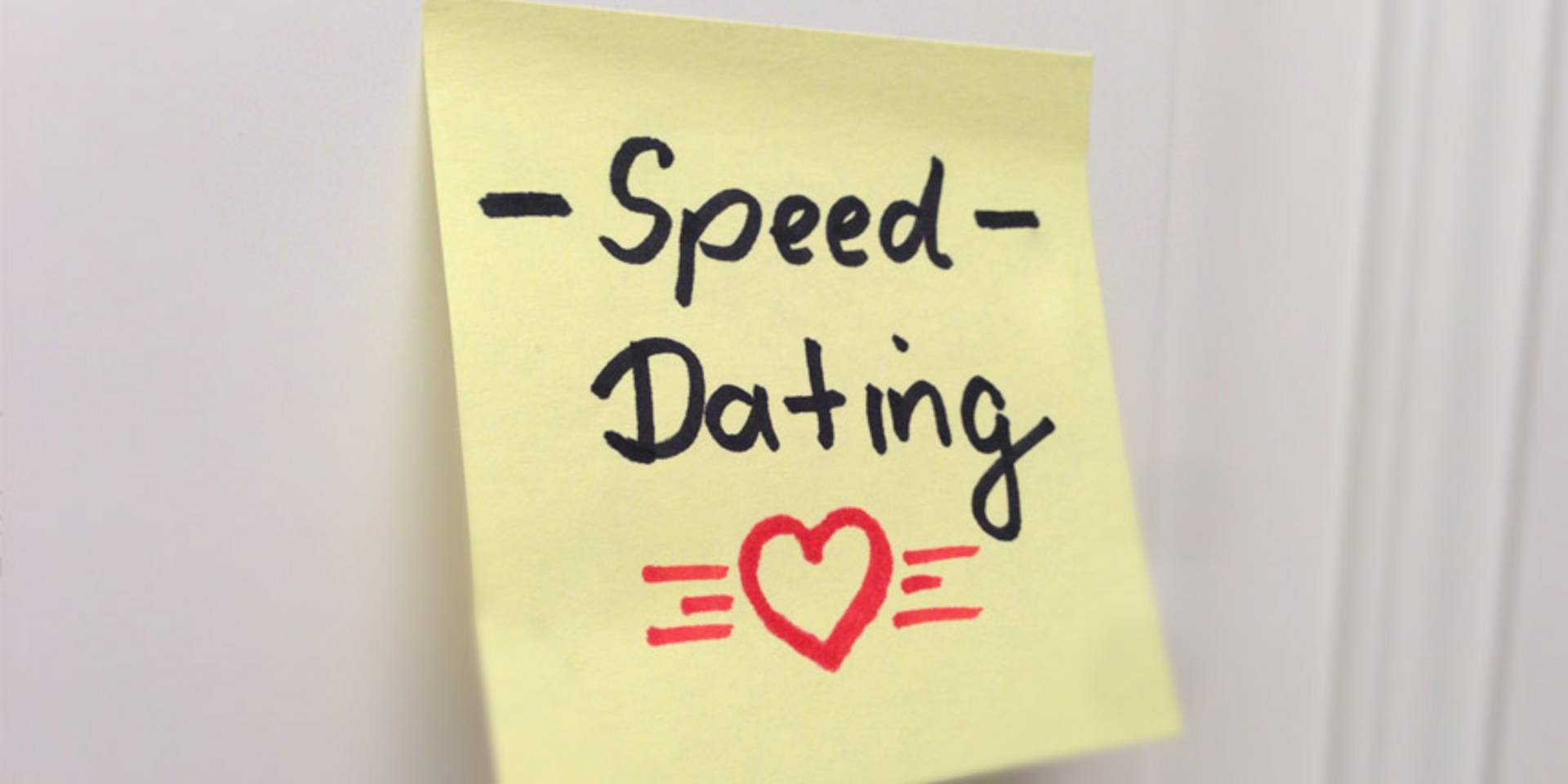 job speed dating fragen